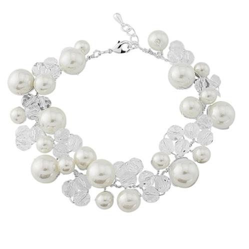 Delicate Swarovski Sparkle Bracelet
