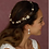 Thumbnail: Flower Hair Vine Silver
