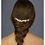 Thumbnail: Elegant Gold Toned Hair Comb