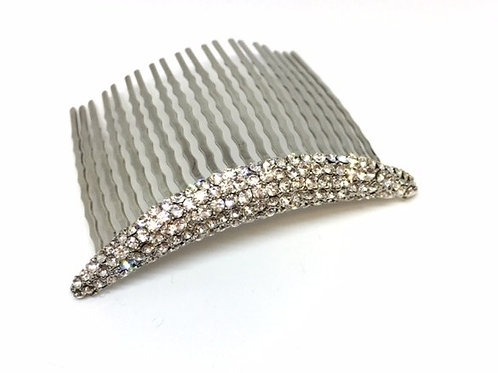 Rhinestone Hair Comb-Small