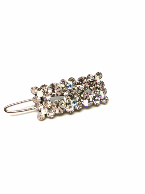 Mini Rhinestone Barrette