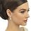 Thumbnail: CZ Gatsby Glam Earrings