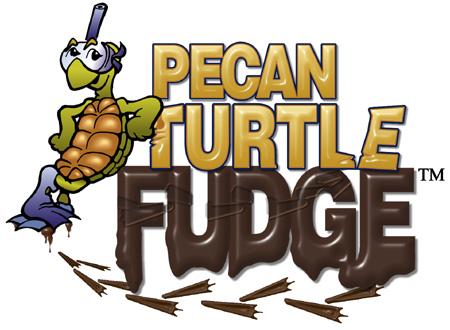 Pecan Turtle Fudge