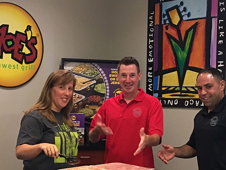 DeliverThat Sit Down With: Moe's Mike Gieger