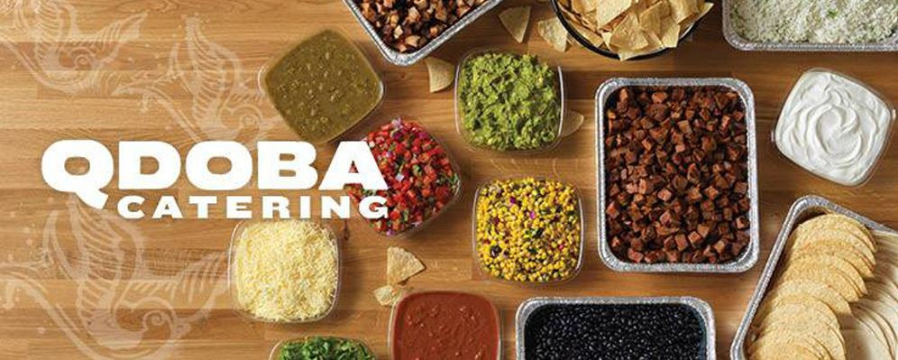 Qdoba Catering Delivery DeliverThat