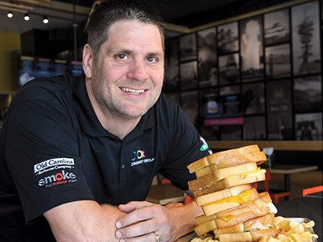 Old Carolina Barbecue Company: Meet Brian Bailey