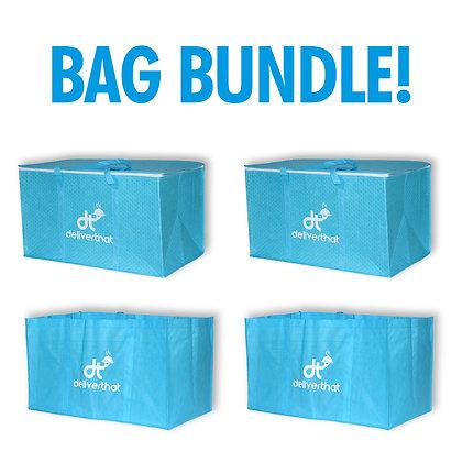 DeliverThat Bags Bundle