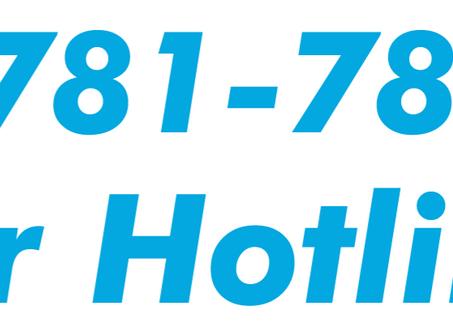 DeliverThat Driver Hotline