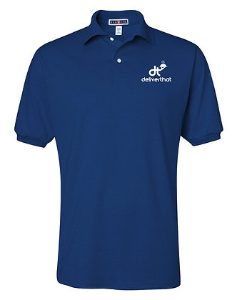 DeliverThat Driver Polo