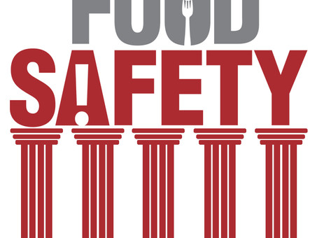 5 Pillars of Food Safety