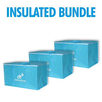 Insulated Bags Bundle