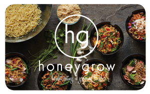 honeygrow catering delivery