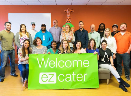 Meet ezCater: Business Catering Made ez