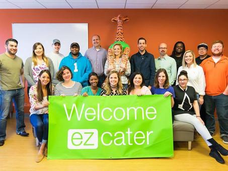 Meet ezCater: Business Catering Made ez
