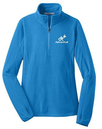 DeliverThat Women's Fleece Pullover