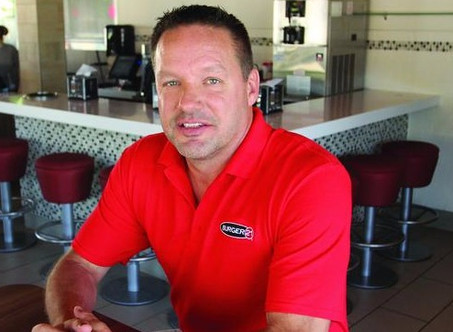 QDOBA Mexican Eats: Meet Chad Brooks
