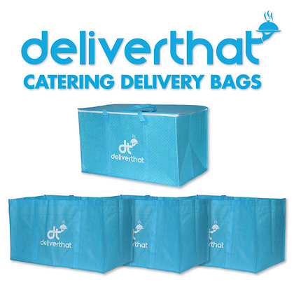 Catering Driver Bags & Motor Vehicle Report Bundle