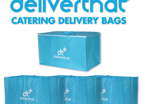 Driver Tip: PackingYour Catering Bags