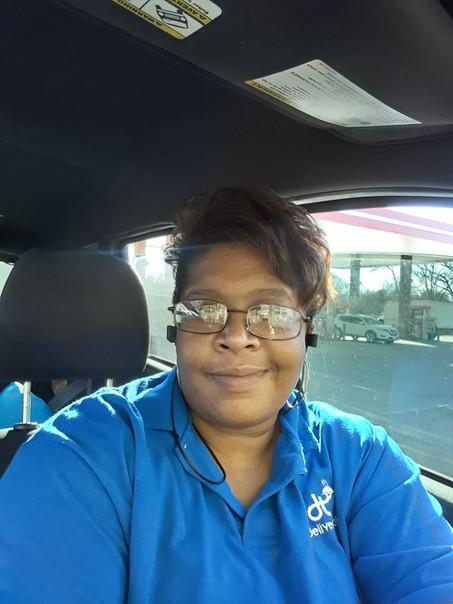 Driver Spotlight: Jamillia Diggins (Dallas, TX)