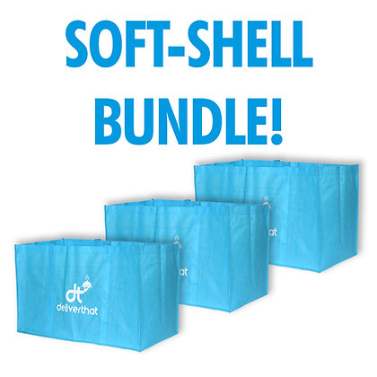 Soft-Shell Bags Bundle