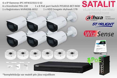 Комплект видеонаблюдения 2mpix 2231