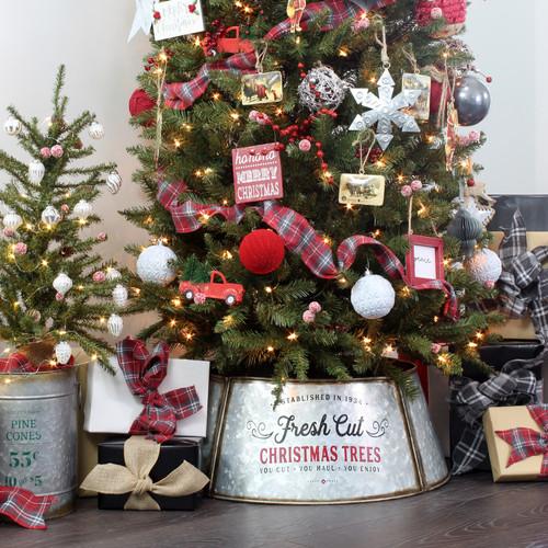 Traditional Farmhouse Christmas