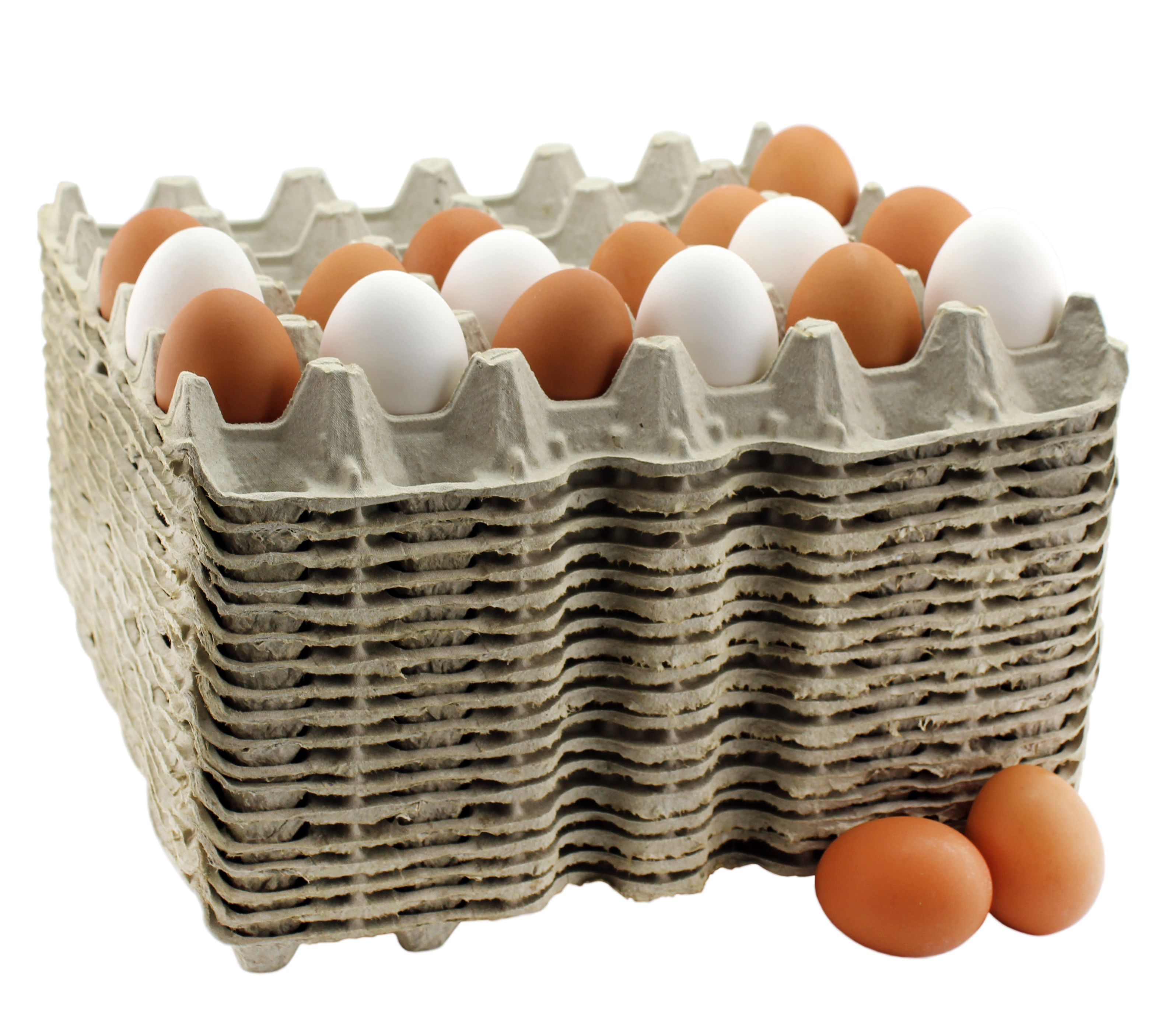 B07C55X4LS - 30-Count Egg Flats (18 Trays) 3