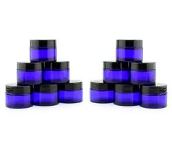 B018SFM042 - 1 oz Cobalt Jars Main