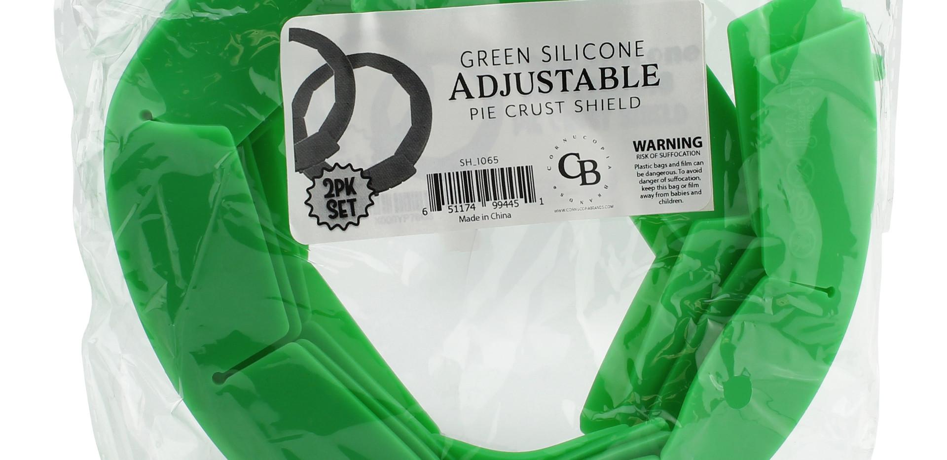 B01BMWT6WM - Silicone Pie Crust Shields