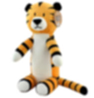 B0787GQGS3 - Regit the Tiger Plush - Mai