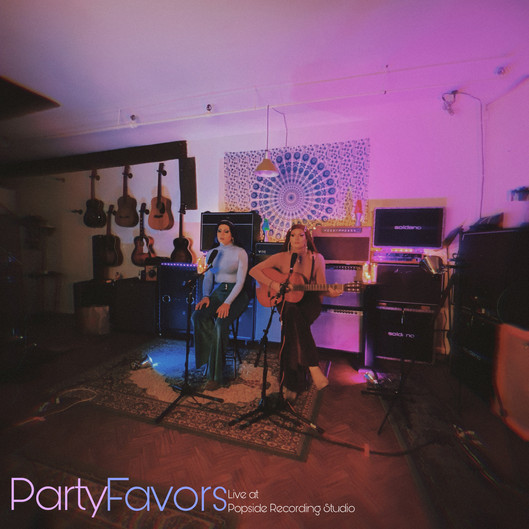 Party Favors: Live at Popside Recording Studio (EP)
