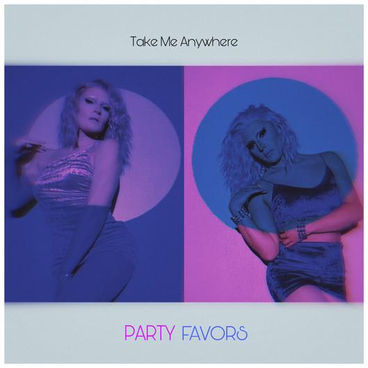 """""""Take Me Anywhere"""" (single)"""