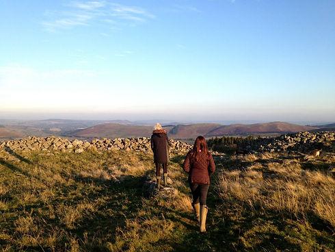 girls on walking top of mountain.jpg