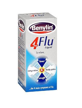 Benylin 4Flu Cough Syrup