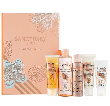 Sanctuary Spa Time to Glow Set