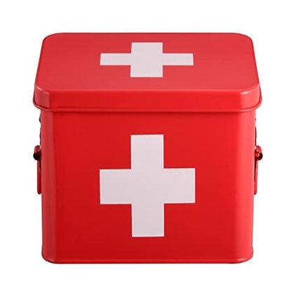 Red metal kit