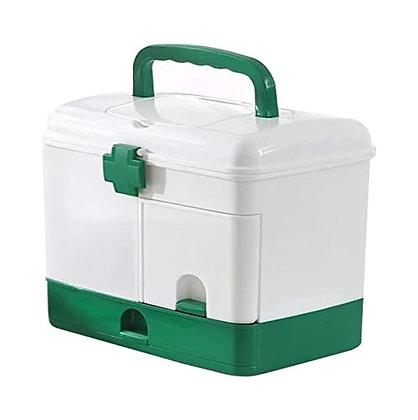 Layered white green kit
