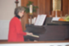 Piano Student Plays at Holiday Concert