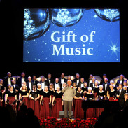 Retired Conductor Steve Carstensen, Gift of Music Holiday Concert  2019