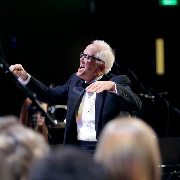 Retired Conductor Steve Carstensen