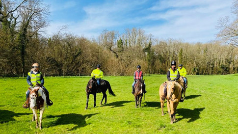 Southern Schoolmasters Trail Rides