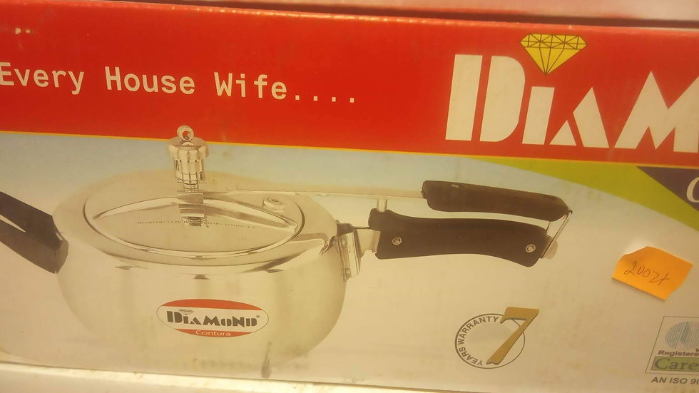 Diamond Pressure Cooker 2 ltr
