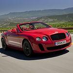 Bentley Continental Supersports Converti