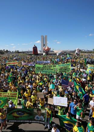 The future of Brazilian politics