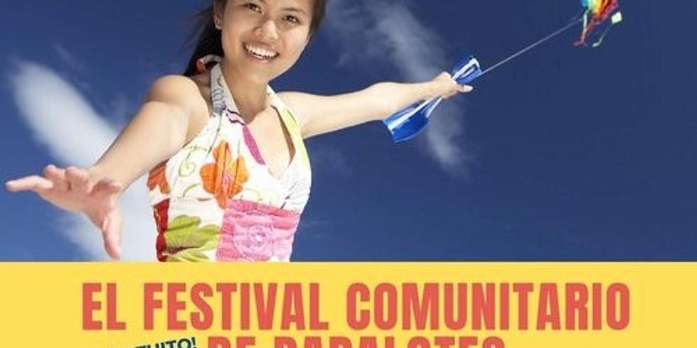 Festival comunitario de cometas de Huntsville