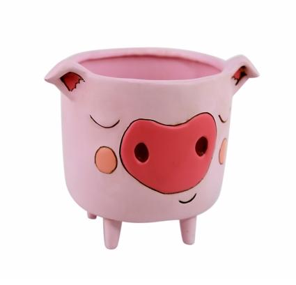 Piggy Planter by Allen Designs