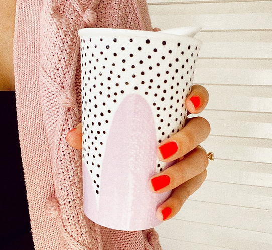 Forever Cup by Hello Lola Lilac Poppy Seed