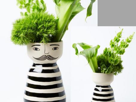NEW Jones & Co Face Vases Landing in 2020!