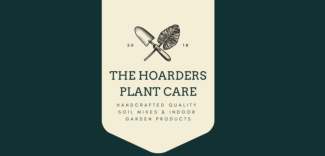 Handcrafted Quality Soil Mixes & Indoor Plant Care Products