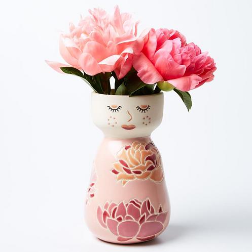 Fleur Vase by Jones & Co